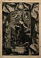 Marie de Medici dressed in warlike form as Minerva, goddess Wellcome V0007570.jpg