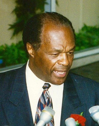 Marion Barry - Barry in 1996