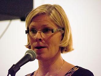 Marjo Matikainen-Kallström - Image: Marjomatikainenkalst röm