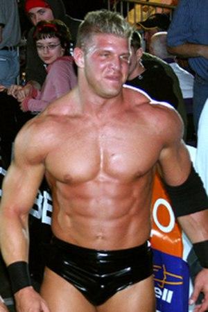 CMLL World Heavyweight Championship - Marco Corleone, one of 10 competitors in the 2011 torneo cibernetico tournament match.