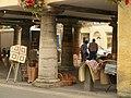 Market stalls, Tetbury - geograph.org.uk - 889115.jpg