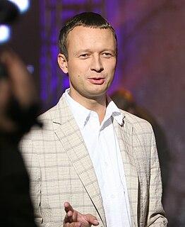 Marko Reikop TV host