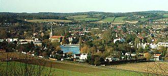 Marlow, Buckinghamshire - Image: Marlow, Buckinghamshire