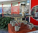 Mars Exploration Rover model - Kennedy Space Center - Cape Canaveral, Florida - DSC02355.jpg
