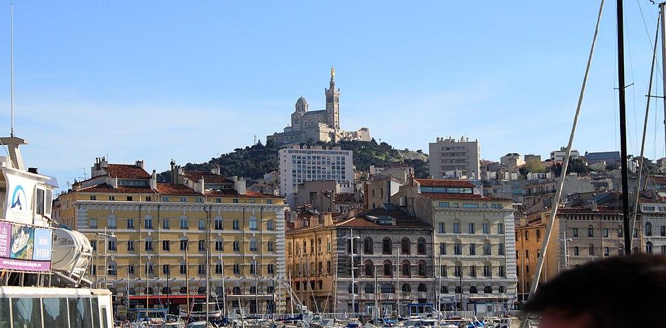 Marseille - Vieux port 4