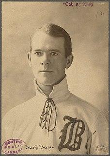 Marty Bergen (baseball) American baseball player