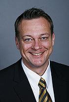 Parteipräsident Martin Landolt