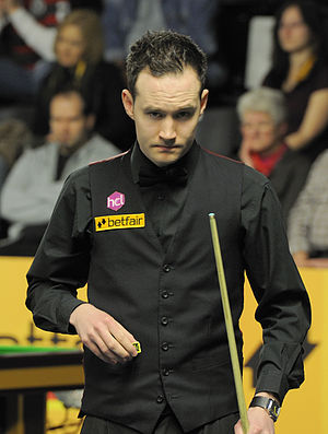 Martin O'Donnell (snooker player) - German Masters 2013
