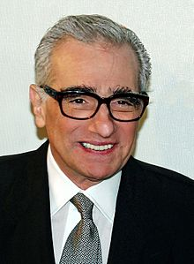 Martin Scorsese ĉe Tribca Film Festival en 2007 photo: David Shankbone.