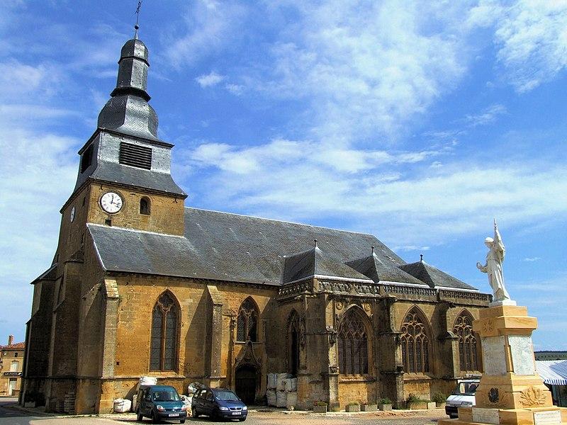 Fichier: Marville - Eglise Saint-Nicolas-1.jpg