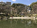 Masago Beach in Shukkei Garden.jpg