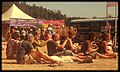 Massage train - Mendocino California 2011.jpg