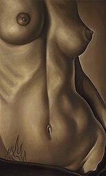 Matías Argudín -Desnudo-