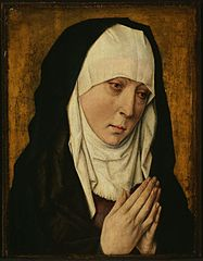 Mater Dolorosa (Sorrowing Virgin)