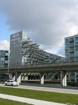 Bjarke Ingels - VM Houses in Ørestad, Denmark