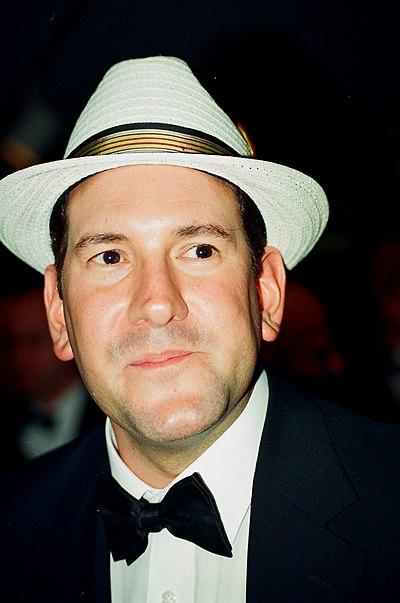 Matt Drudge, American internet journalist and talk radio host