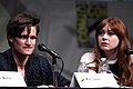 Matt Smith & Karen Gillan (7606539214).jpg