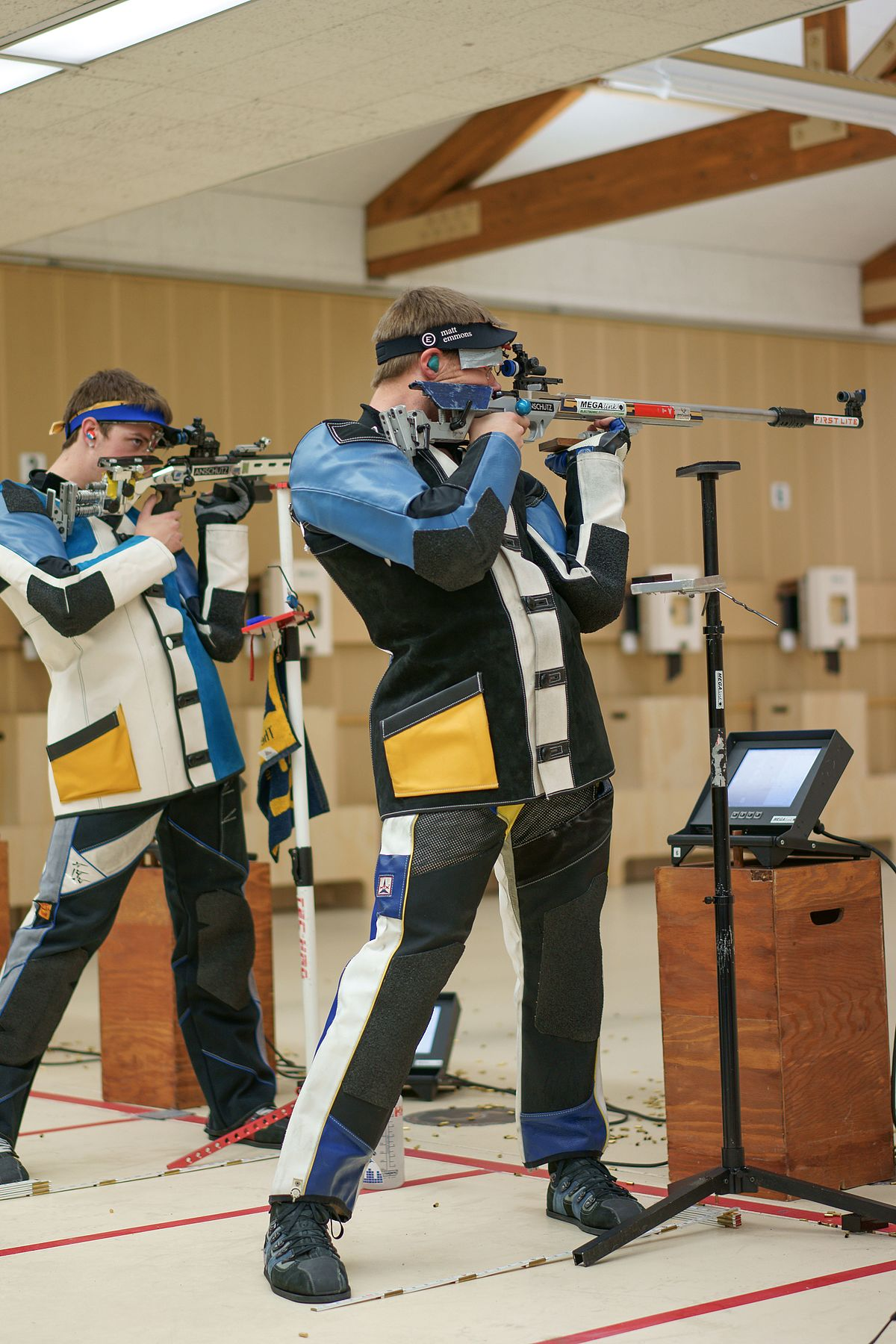 Issf 50 Meter Rifle Three Positions Wikipedia