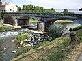 Maubourguet (Hautes-Pyr, Fr) pont sur l'Echez.JPG