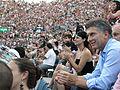 Mauricio Macri asistió a los recitales gratuitos en el Parque Roca (6827482337).jpg