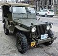 May be a heritage jeep, seen at Berkeley, near King Street, 2014 04 26 (13) (14018249776).jpg
