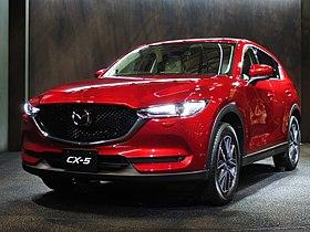Mazda CX-5 - Wikipedia