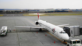 T-tail - McDonnell Douglas MD-90
