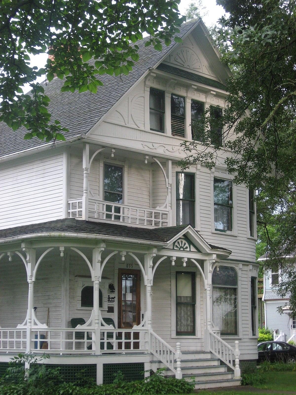 Mcfarland House Charleston Illinois Wikipedia