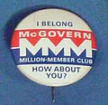 McGovern Million-Member Club button.jpg