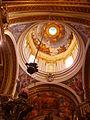 Mdina Metropolitankathedrale St. Paul Innen Kuppel 1.JPG