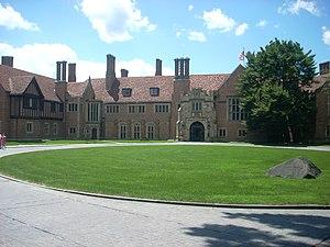 Oakland University - Meadow Brook Hall.