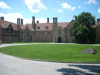 Oakland University - Meadow Brook Hall.