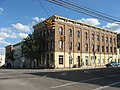 Mechanicsburg Commercial Historic District, blue sky.jpg
