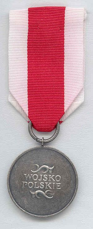 Medal of Merit for National Defence