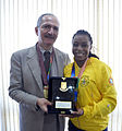 Medalhistas dos Jogos Mundiais Militares são homenageados pela presidenta e ministro da Defesa (22767395052).jpg
