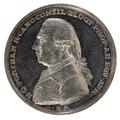 Medalj med Henrik Gabriel Porthan i profil, 1839 - Skoklosters slott - 99384.tif
