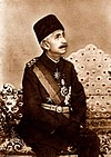 Portrait of Mehmed VI by Sebah & Joaillier