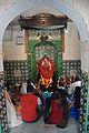 Melai Chandi Idol with Worshippers - Melai Chandi Mandir - Amta - Howrah 2015-11-15 7006.JPG