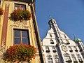 Memmingen - Steuerhaus und Rathaus (Tax House and Town Hall) - geo.hlipp.de - 43427.jpg