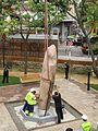 Menhir instal·lació Mollet.jpg