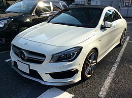 Mercedes-Benz CLA45 AMG 4MATIC (C 117) front.JPG