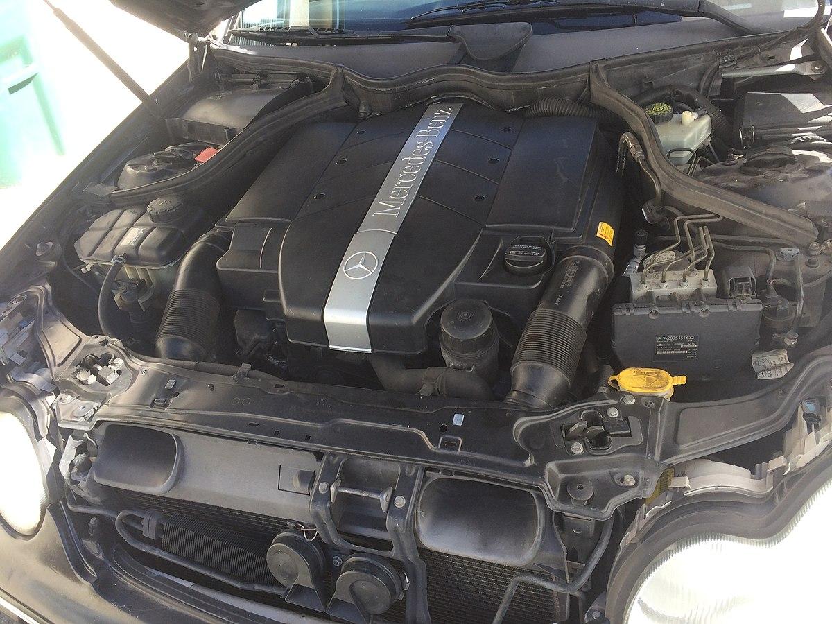 Mercedes-Benz M112 engine - Wikipedia