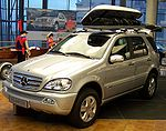 Mercedes Benz ML400 CDI (Facelift)