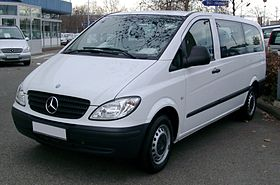 Mercedes Benz Van >> Mercedes-Benz Vito - Wikipedia, the free encyclopedia