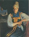 Merchant's wife by A.Chizhov (1825, Odessa).jpg