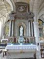 Merck-Saint-Liévin (Pas-de-Calais, Fr) église Saint-Omer PA00108347 (12).JPG