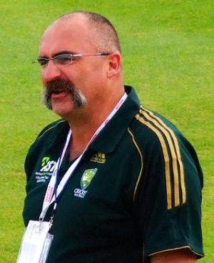 Merv Hughes - Hughes in 2009