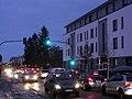 Merzhausen, Hauptverkehrszeit in der Hexentalstraße 2.jpg