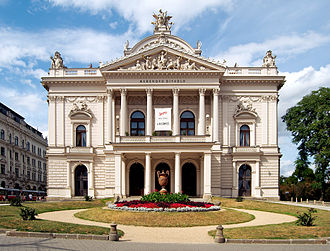 National Theatre Brno - Mahen Theatre