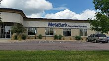 MetaBank Corporate Services Headquarters in Sioux Falls
